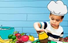 5 Ways to Get Kids Cooking
